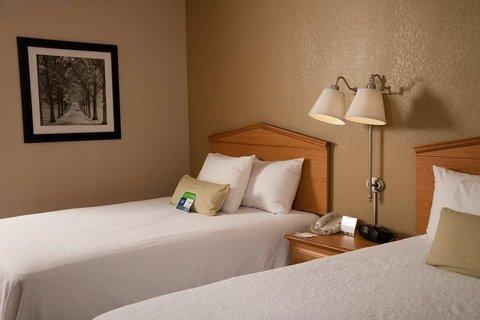 Hampton Inn Columbus - Two Double Beds