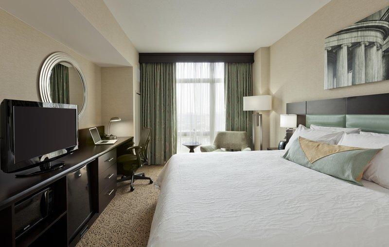 Hilton Garden Inn Washington DC/US Capitol 客室