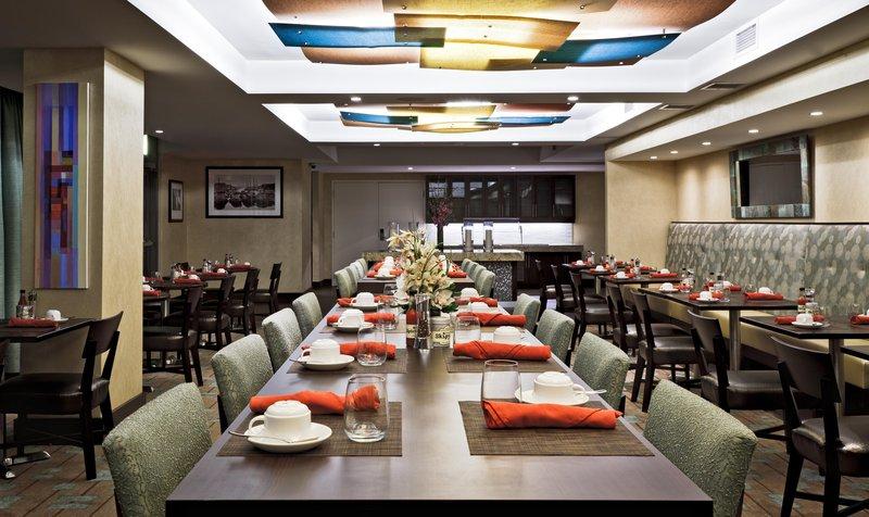 Hilton Garden Inn Washington DC/US Capitol レストラン