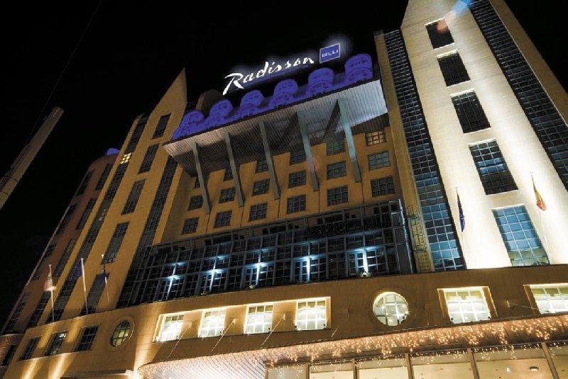 Radisson Blu Astrid Hotel, Antwerp Vista exterior