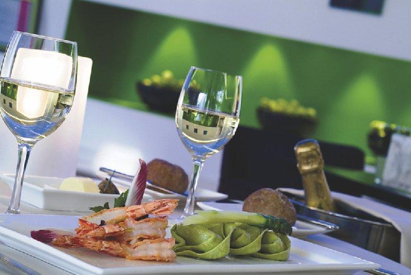 Radisson Blu Astrid Hotel, Antwerp Gastronomía
