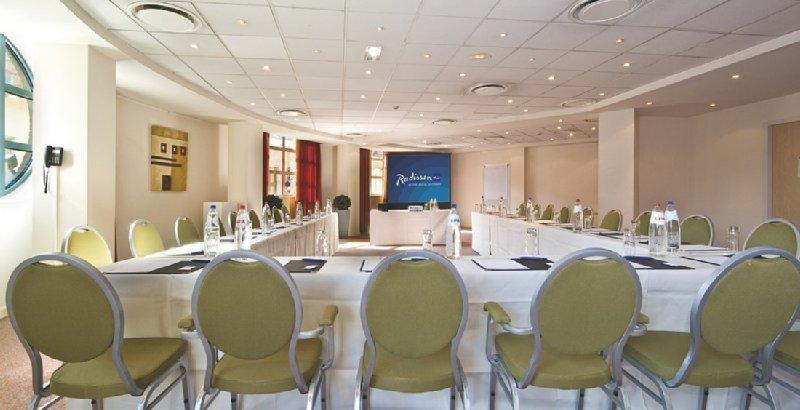 Radisson Blu Astrid Hotel, Antwerp Sala de conferencias