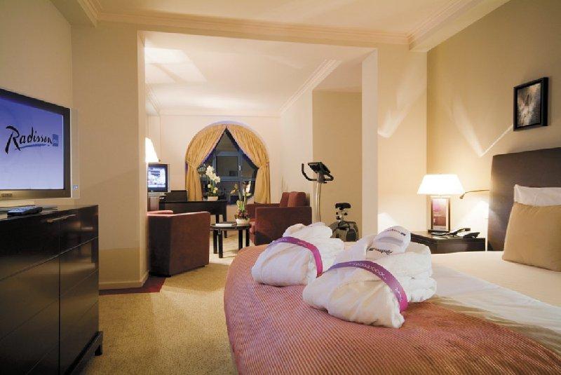 Radisson Blu Astrid Hotel, Antwerp Suite