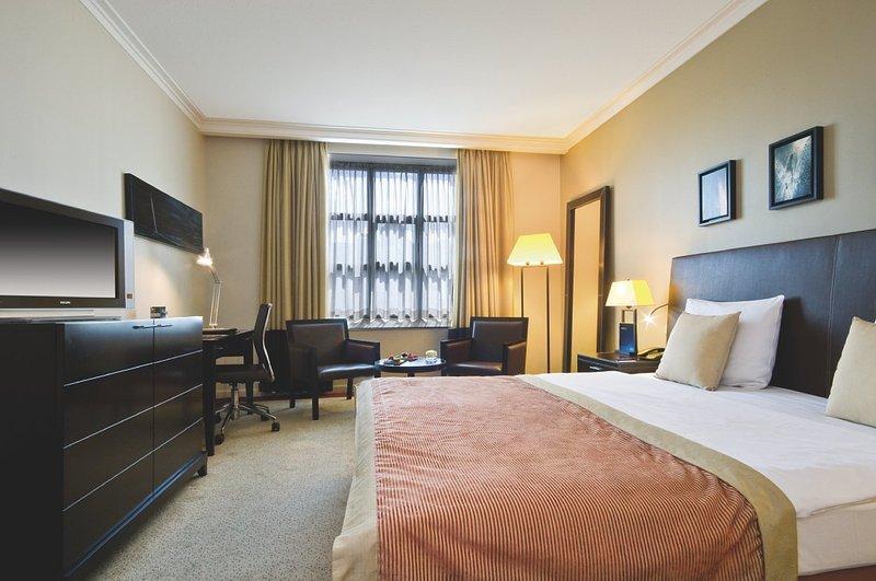 Radisson Blu Astrid Hotel, Antwerp Vista de la habitación