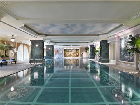 Legendale Hotel Beijing - Swimming Pool