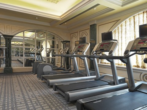 Legendale Hotel Beijing - Gym