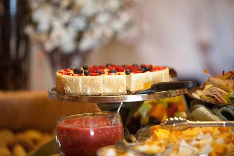 Hilton Garden Inn Idaho Falls Gastronomie