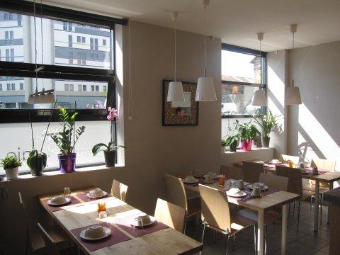 Villa Bellagio Vitry - Restaurant