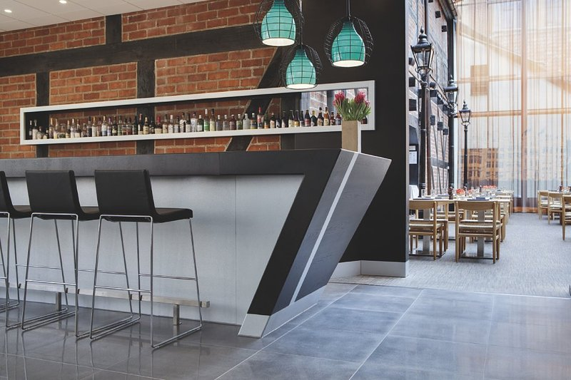 Radisson Blu Hotel Bar/lounge