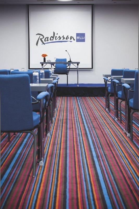 Radisson Blu Hotel Konferensrum