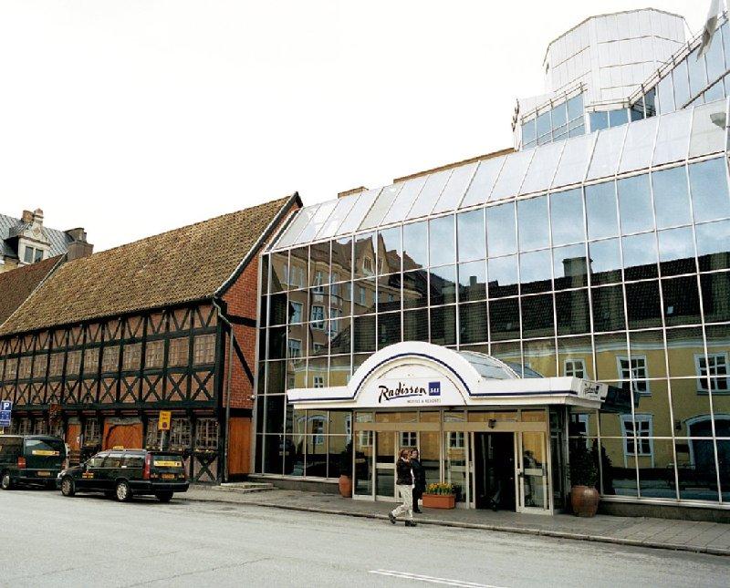 Radisson Blu Hotel Fasad