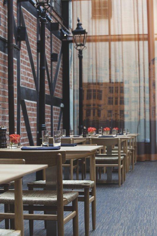 Radisson Blu Hotel Restaurang