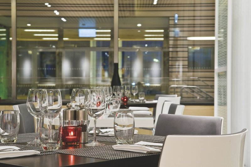 Radisson Blu Waterfront Hotel, Stockholm Gastronomia