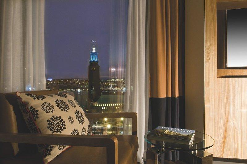 Radisson Blu Waterfront Hotel, Stockholm Sviitti