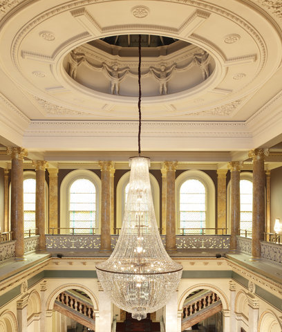 The Grosvenor, A Guoman Hotel - Chandelier