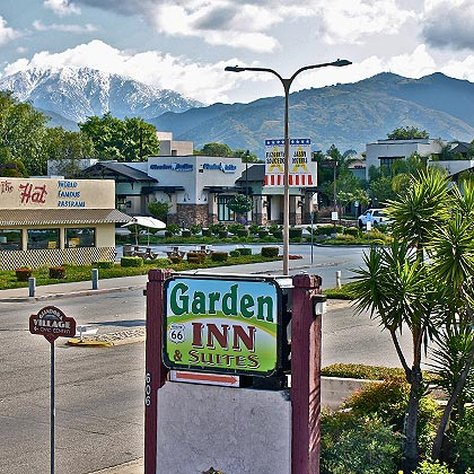 Garden Inn And Suites Glendora - Glendora, CA