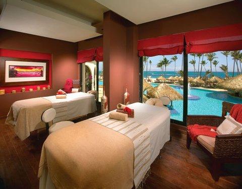 The Reserve At Paradisus Palma Real Resort All Inclusive - Normal PPalma Real Treatment Yhi Spa Room
