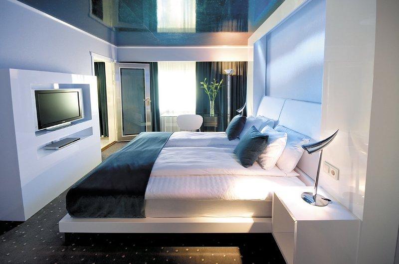 Radisson Blu Plaza Hotel Oslo Zimmeransicht