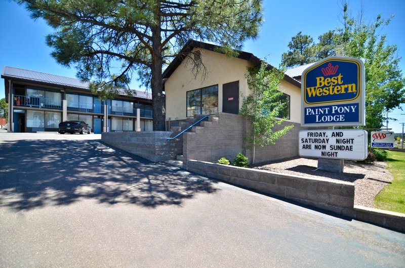 Best Western - Show Low, AZ