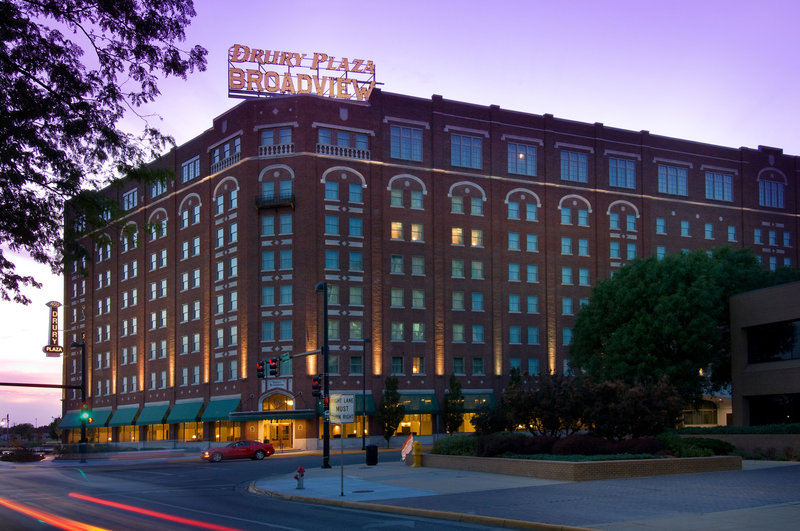 Drury Plaza Hotel