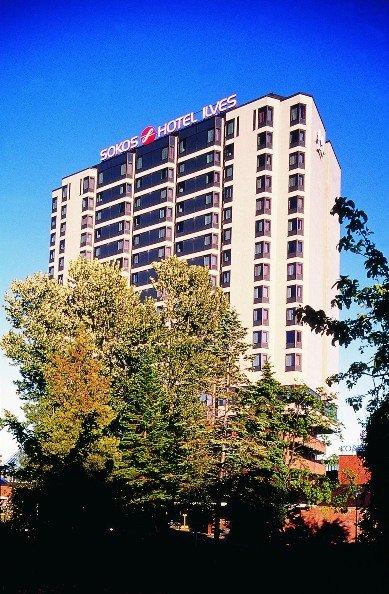 Sokos Hotel Ilves Vista exterior