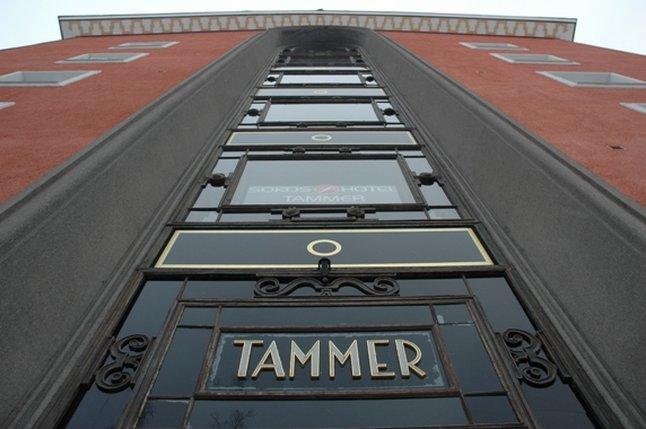 Solo Sokos Hotel Tammer Fasad