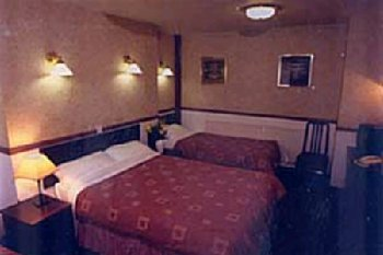 Four Star Hotel - Room