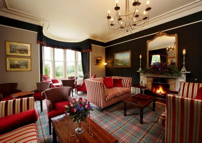 Loch Ness Country House Hotel Бар/гостиная