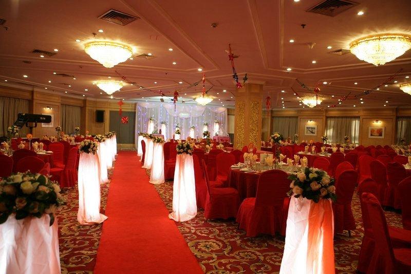 Xier International Hotel Ravintolat