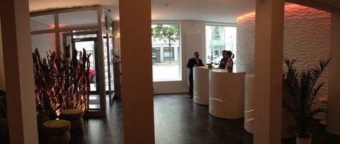 Hotel Loccumer Hof - Reception
