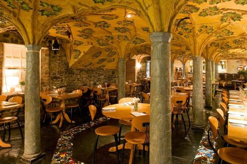 Beresford Hotel IFSC - Il Vignardo - Italian Restaurant