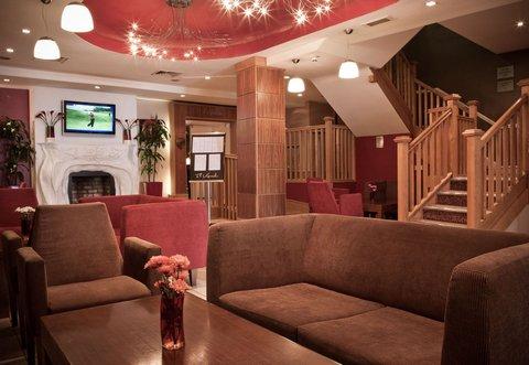 Beresford Hotel IFSC - Lobby