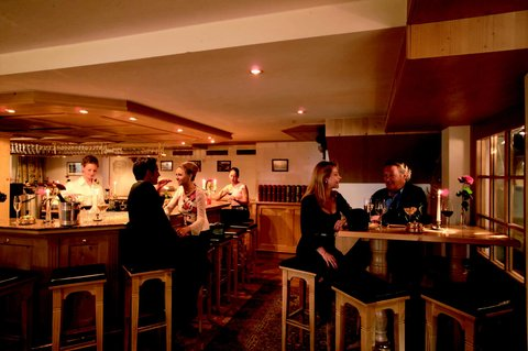 Hotel Tannbergerhof - Bar Lounge