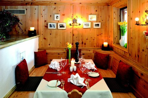 Hotel Tannbergerhof - Restaurant