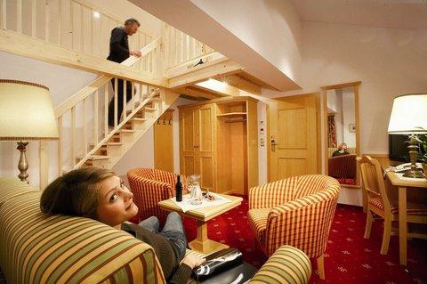 Hotel Tannbergerhof - Suite Deluxe