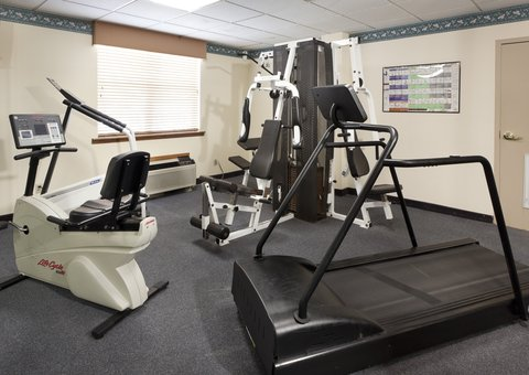 Country Inn & Suites By Carlson, Chattanooga at Hamilton Place Mall, TN - Fitness Room