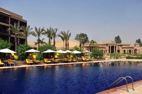 فندق مينا هاوس - Swimming Pool