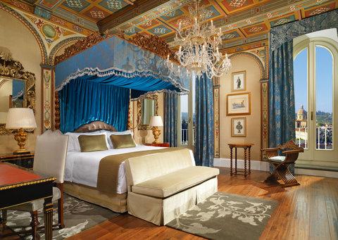 The St. Regis Florence - Royal Suite