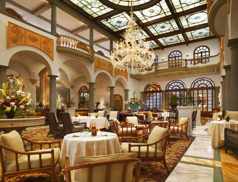 The St. Regis Florence - Restaurant