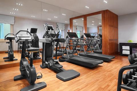 The St. Regis Florence - Fitness Center