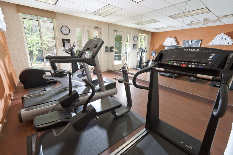 Country Inn & Suites New Orleans French Quarter Fitness-klubb
