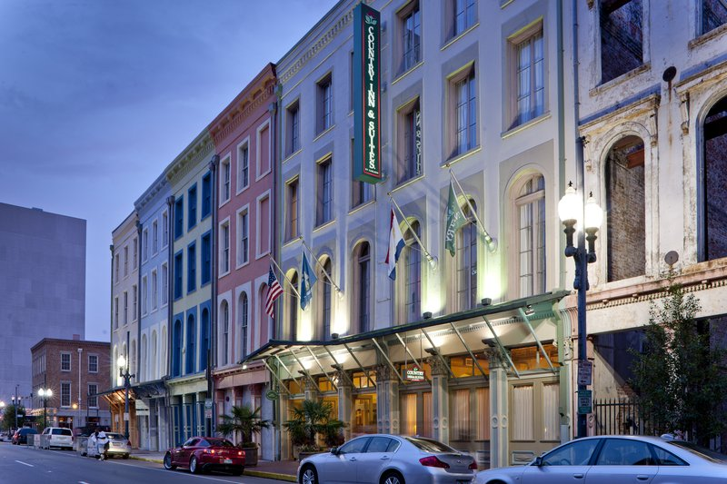 Country Inn & Suites New Orleans French Quarter Fasad