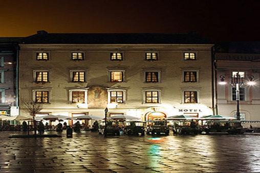 Hotel Wentzl Vue extérieure