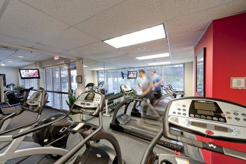 Radisson Hotel & Suites Austin Downtown - Fitness Room
