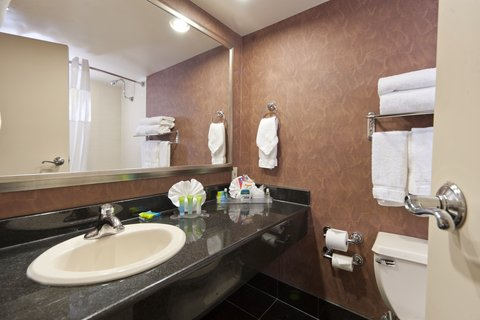 Radisson Central Dallas - Guest Room Bathroom