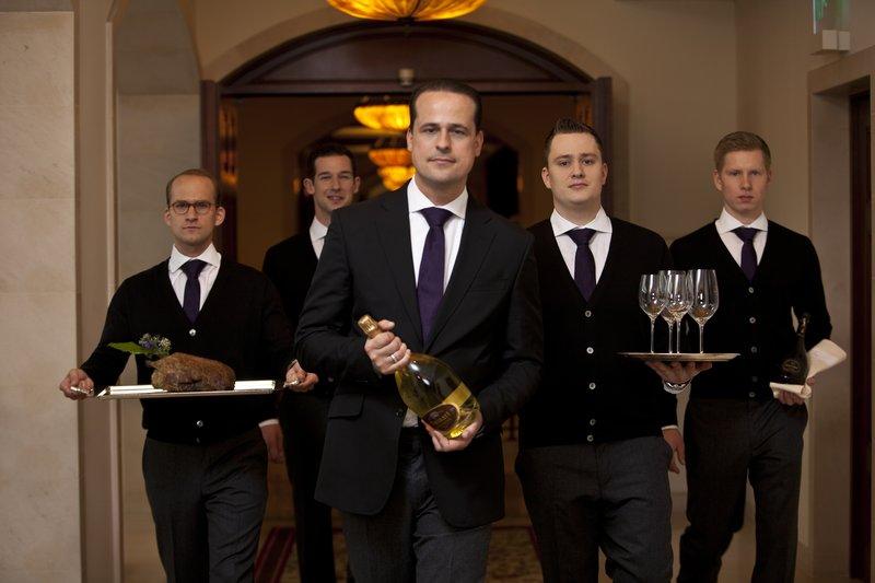 Hotel Adlon Kempinski Berlin Gastronomía