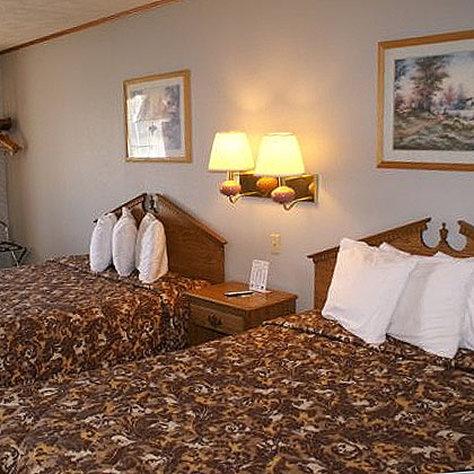 Victorian Inn Beatrice - Bed