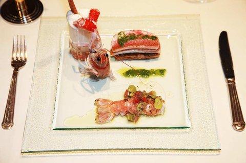 Hilton Alger - Gastronomy