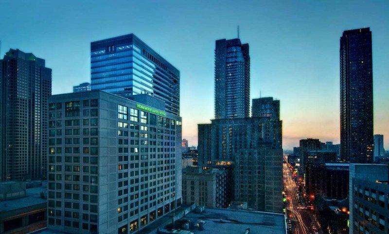 Homewood Suites by Hilton Chicago Downtown Ulkonäkymä
