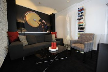 Grand City Brsenhotel Dsseldorf - DUELobby Lounge